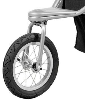 Joovy Zoom 360 Ultralight Front Wheel